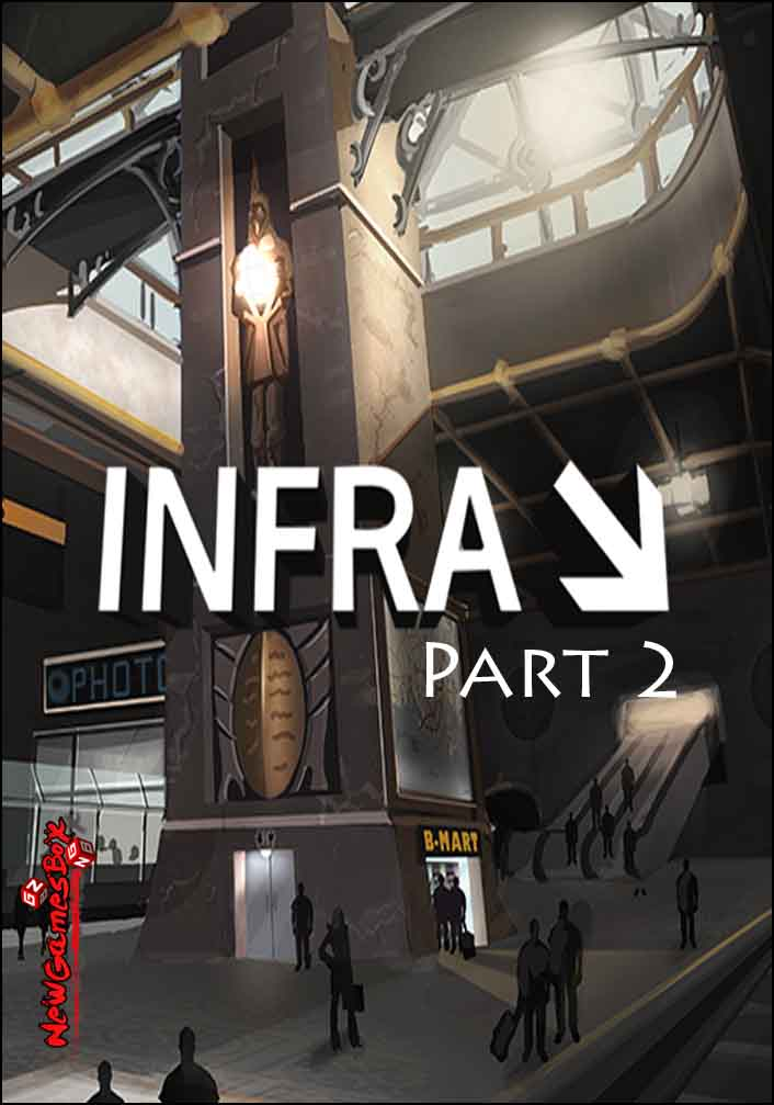 INFRA Part 2 ocean games
