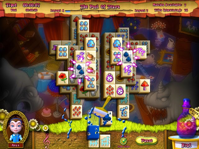 Alices Magical Mahjong Free Download