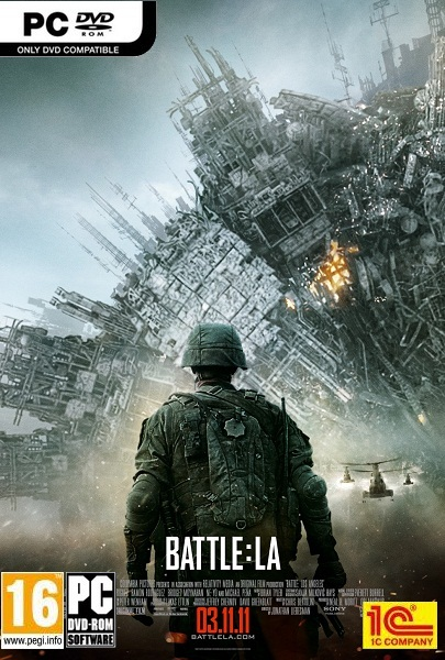Battle Los Angeles PC Game Free Download