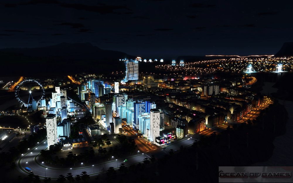 Cities-Skylines-After-Dark-Setup-Free-Download