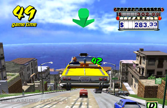 Crazy-Taxi-Features