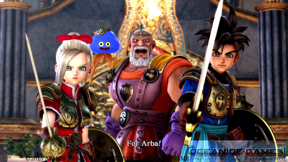 DRAGON-QUEST-HEROES-Setup-Free-Download