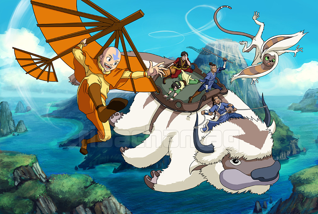 Free-Download-Avatar-The-Last-Airbender-PC-Game