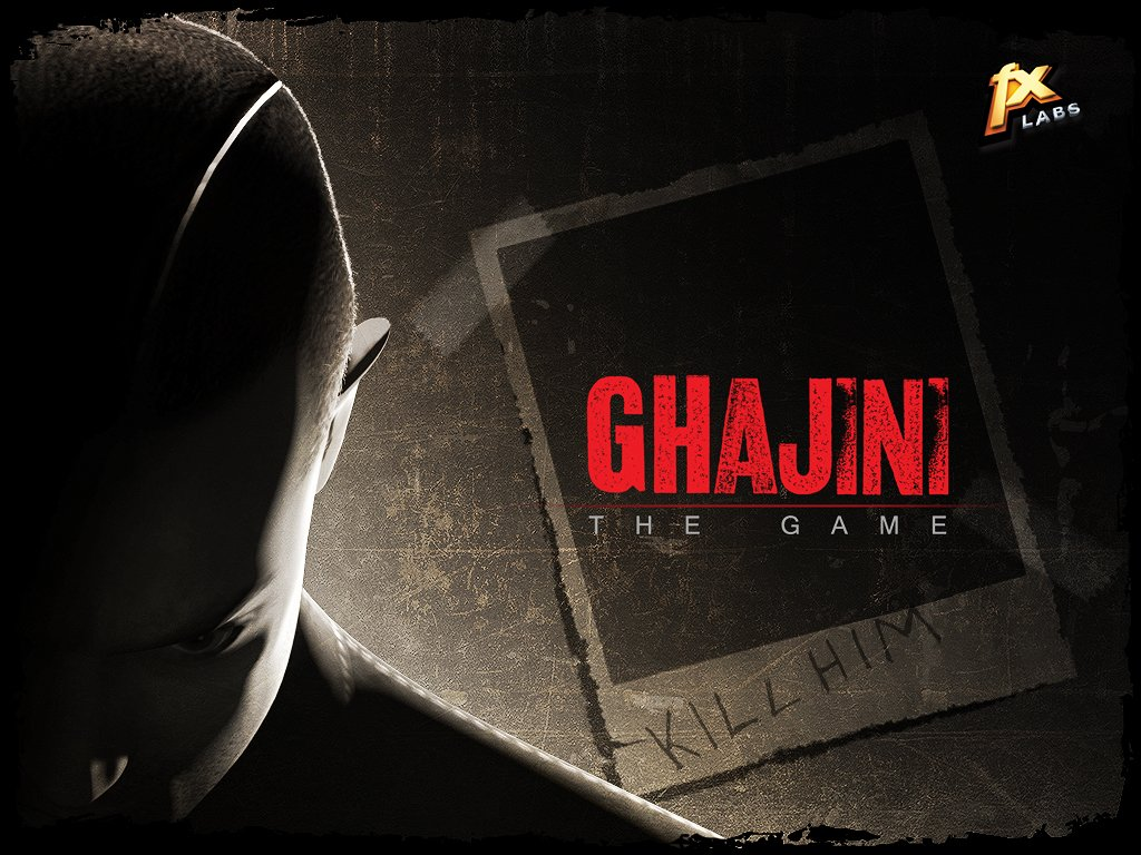 Ghajini The Game Free Download