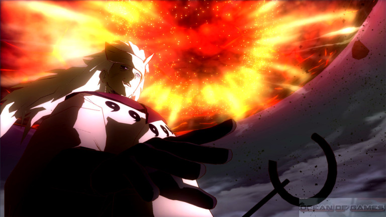 NARUTO SHIPPUDEN Ultimate Ninja STORM 4 Setup Free Download