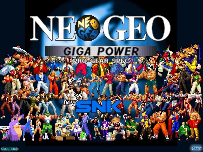 Neo Geo Games Download For Pc