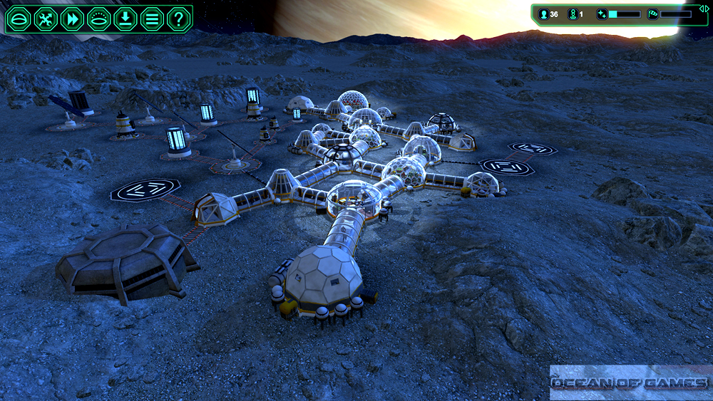 Planetbase-PC-Game-Features