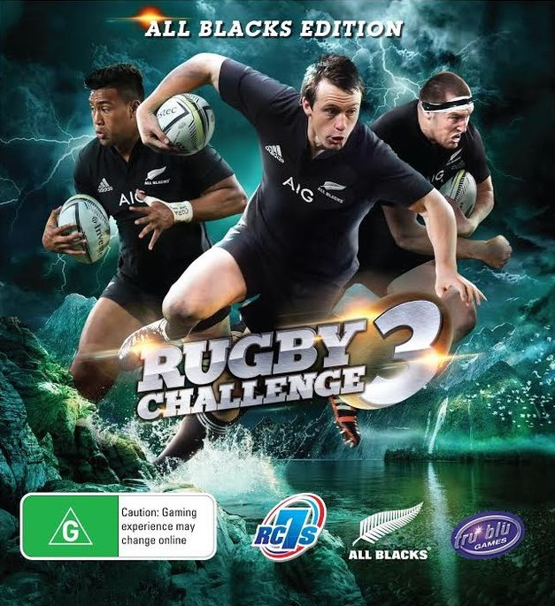 Rugby Challenge 3 Free Download