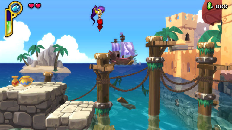 Shantae-Half-Genie-Hero-Features