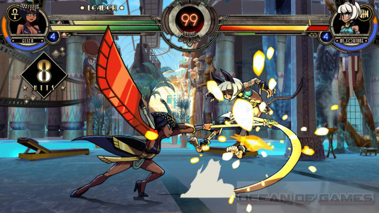 Skullgirls-2nd-Encore-Features