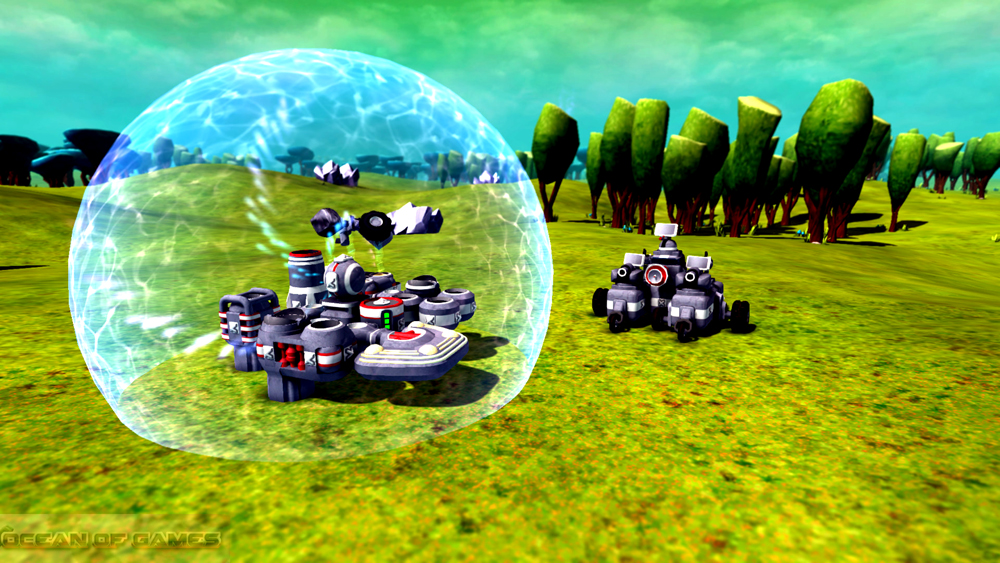 TerraTech-Features