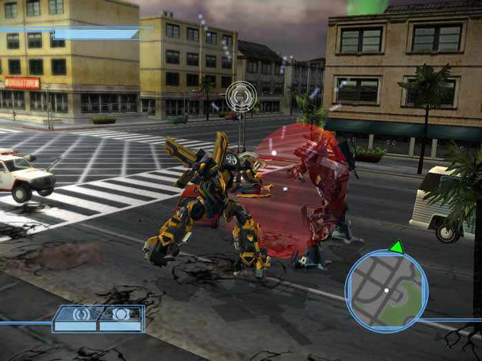 Transformers The Game