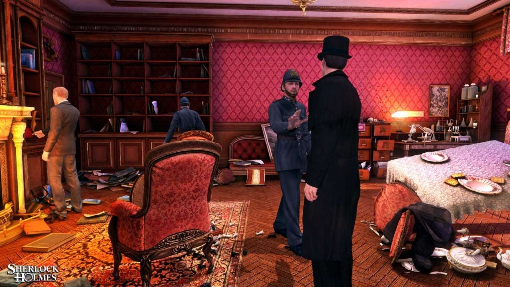 download-free-The-Testament-of-Sherlock-Holmes