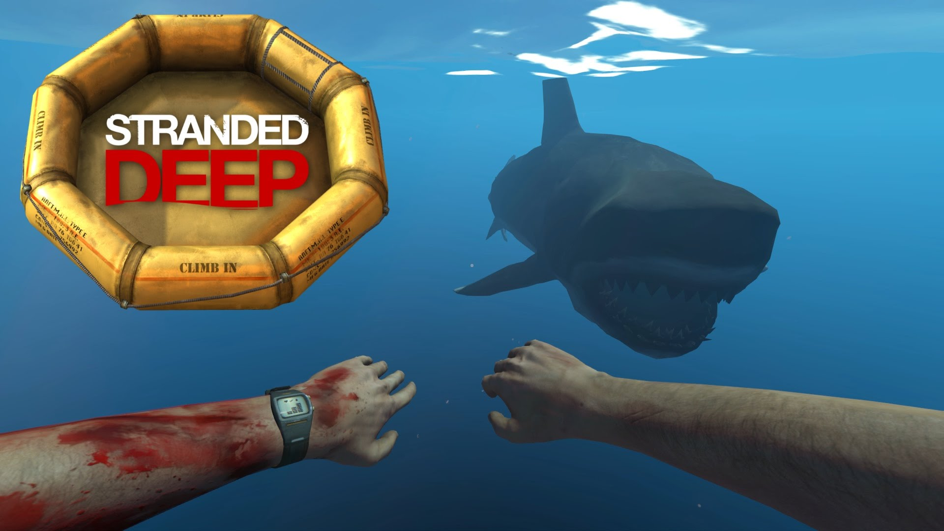 stranded deep free